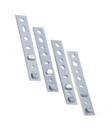 Garras de fijación ventana PVC VEKA